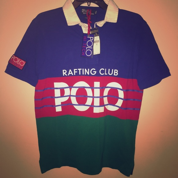 👕Polo Hi TECH shirt 👕